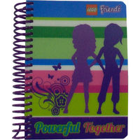 LEGO Friends Powerful Together Mini Journal - LE6553C