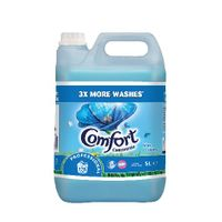 View more details about Comfort Professional Concentrated Fabric Softener 5L (Pack of 2) 750852