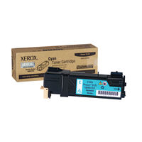 Xerox 6125 Cyan Toner Cartridge - 106R01331