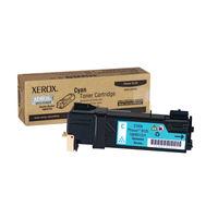 View more details about Xerox 6125 Cyan Toner Cartridge - 106R01331