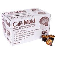 Cafe Maid Coffee Cream Jiggers / Sachets, 14ml  Pk120 - A02082