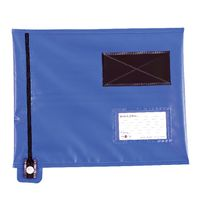 View more details about Go Secure Blue Flat Mailing Pouch 286x336mm CVF1