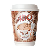 Nescafe and Go Aero Hot Chocolate Cups, Pack of 8 - 12033789