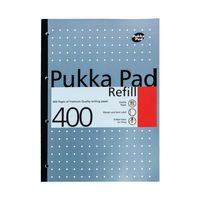 View more details about Pukka Pad A4 Refill Pads - Pack of 5 - PP01380