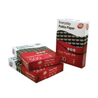 Pukka Everyday White A4 Copier Paper, 80gsm - 2500 Sheets / 1 Box - 6083-PAP