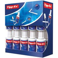Tipp-Ex Rapid Correction Fluid Value, Pack of 15 + 5 - TX27734