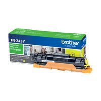 Brother TN-243 Yellow Laser Toner Cartridge - TN243Y
