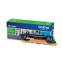 View more details about Brother TN-243 Cyan Laser Toner Cartridge - TN243C