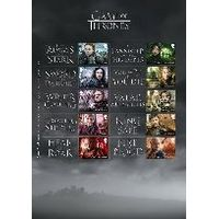 Game of Thrones Collectors Sheet - AT102
