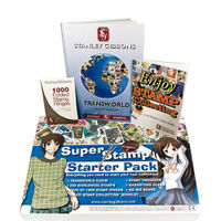 Super Stamp Collector Starter Pack - R2417