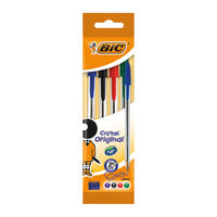 Bic Cristal Ballpoint Pens (Pack of 40) – 8308621