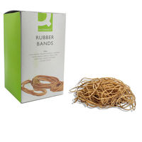 Q-Connect Size 19 Rubber Bands, 500g Box - KF10527