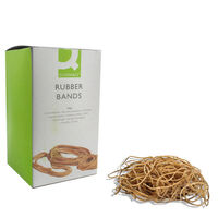Q-Connect Size 30 Rubber Bands, 500g Box - KF10535