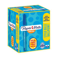 View more details about Paper Mate Blue InkJoy 100 Value Pack, Pack of 100 - S0977420