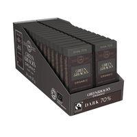 Green and Black's 35g Dark Chocolate Bars, Pack of 30 - 611635