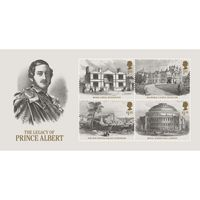 The Queen Victoria Bicentenary Miniature Sheet