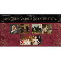 The Queen Victoria Bicentenary Presentation Pack