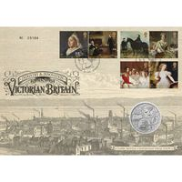 The Queen Victoria Bicentenary Coin Cover