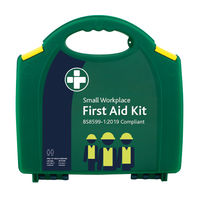 View more details about Reliance Medical Small Workplace First Aid Kit - 330