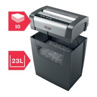 View more details about Rexel Momentum X410 Cross Cut Shredder - 2104571