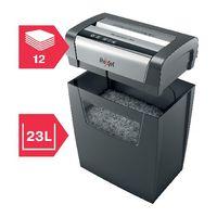 View more details about Rexel Momentum X312 Cross Cut Paper Shredder - 2104572