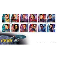 View more details about Star Trek Souvenir Stamp Cover