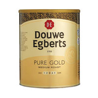 View more details about Douwe Egberts Pure Gold Continental Instant Coffee 750g