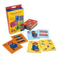 Paddington Bear Mix and Match Card Game - PA1272