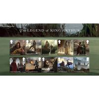 View more details about The Legend of King Arthur Presentation Pack