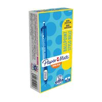 Paper Mate Blue InkJoy 300 Retractable Ballpoint Pens, Pack of 12 - S0959920