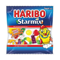 View more details about Haribo Starmix 16g Mini Bags Selection (Pack of 100) - 72443