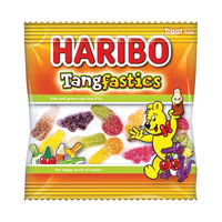View more details about Haribo Tangfastics 16g Mini Bag (Pack of 100) - 73142