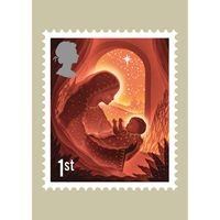 The Christmas 2019 Stamp Card Pack