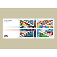 View more details about United Kingdom Celebration Stamp Card Pack