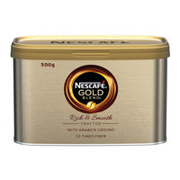 View more details about Nescafe Gold Blend Instant Coffee 500g Tin - 12284101