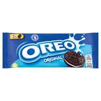 View more details about Oreo Original Biscuits Twin Pack, Pack of 24 | 915529