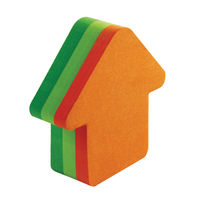 Post-it 70 x 70mm Notes Arrow Shapes. Pack of 12 - 3M34983