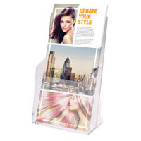 View more details about Announce 1/3 A4 Literature Holder DF10082