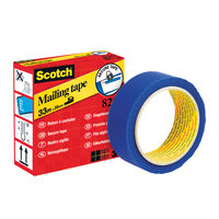 Scotch Blue 35mm x 33m Secure Mailing Tape - 820