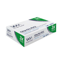 View more details about Wrapmaster 3000 Cling Film Refill 300mx30cm (Pack of 3) 31C80