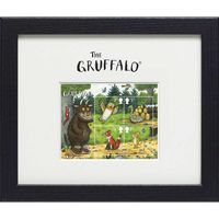 The Gruffalo Framed Miniature Sheet