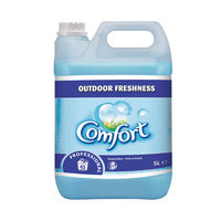 View more details about Comfort 5 Litre Professional Fabric Softeners, Pack of 2 - 7508496