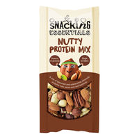 View more details about Snacking Essentials 40g Nutty Protein Mix, Pack of 16 - A08109