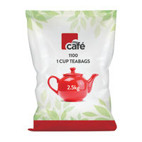 View more details about MyCafeOne Cup English Breakfast Tea Bags (Pack of 1100) T0260