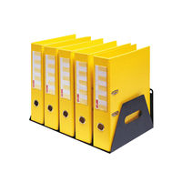 View more details about Rotadex Black Lever Arch File Rack (holds 5 files) - LAR5BLACK