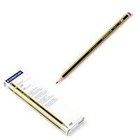 Staedtler Noris HB Pencil, Pack of 12 - 120-HB