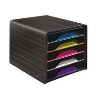 View more details about CEP Smoove 5 Drawer Module Black/Assorted 1071110411