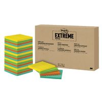 Post-it Notes Extreme 76 x 76mm Assorted, Pack of 24
