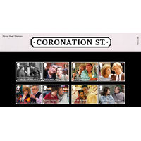 The Coronation Street Presentation Pack