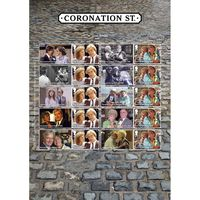 The Coronation Street Collectors Sheet